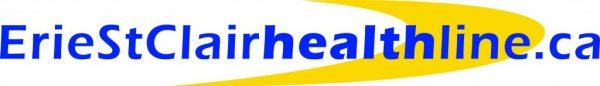 eriestclairhealthline logo
