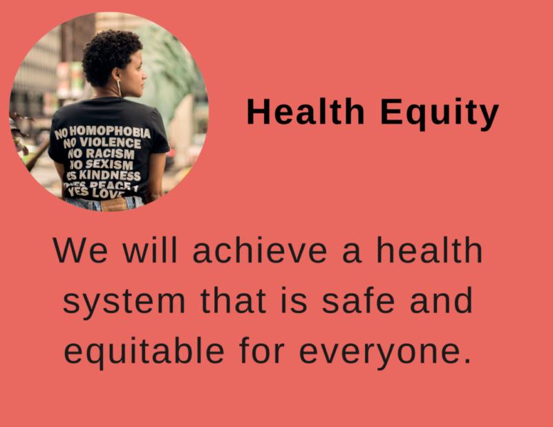 Health Equity Website